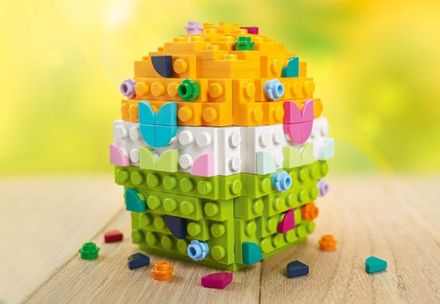 LEGO 40371 Easter Egg Limited Edition offert