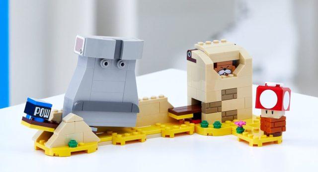 LEGO 40414 Super Mario Mushroom