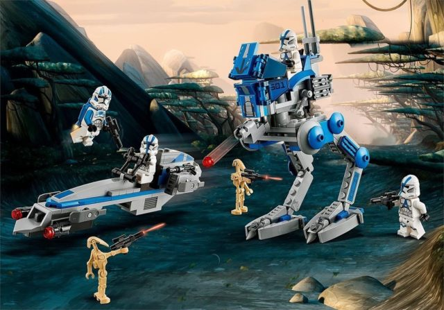 LEGO 75280 501st Legion