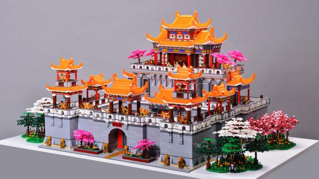LEGO Ancient City