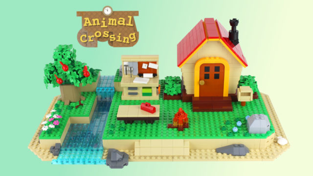 LEGO Animal Crossing New Horizons