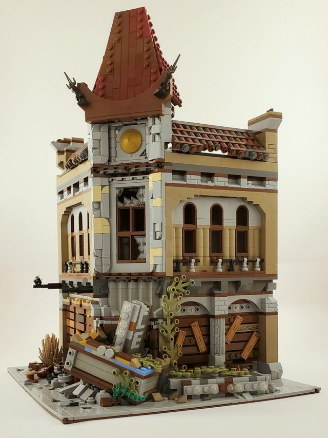 LEGO Apocalypse Theater