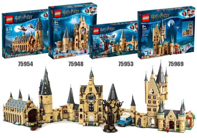 LEGO Harry Potter 2020 75969 Poudlard