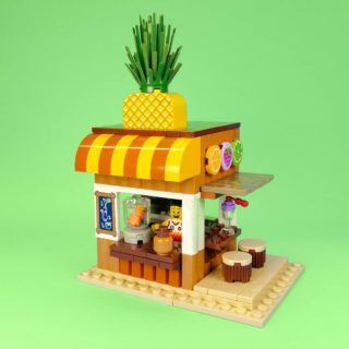 LEGO Juice Bar