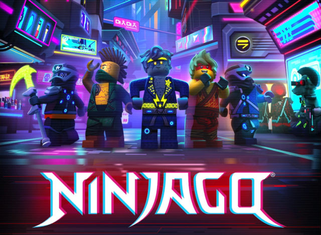 LEGO Ninjago season 12