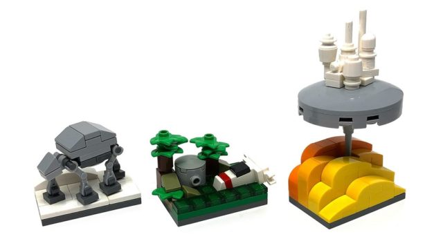 LEGO Star Wars microscale Episode V