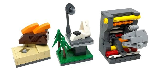 LEGO Star Wars microscale Episode VI