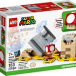 LEGO Super Mario Monty Mole Super Mushroom Expansion Set 40414