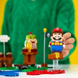 LEGO Super Mario minifig
