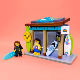 LEGO Surf Store