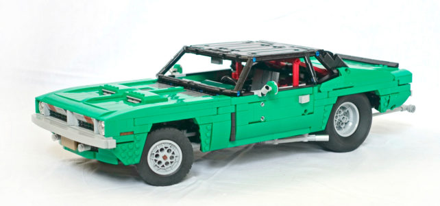 LEGO Technic Plymouth Barracuda 1970