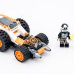 REVIEW LEGO 71706 Cole's Speeder Car