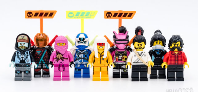 REVIEW LEGO 71708 Gamer's Market