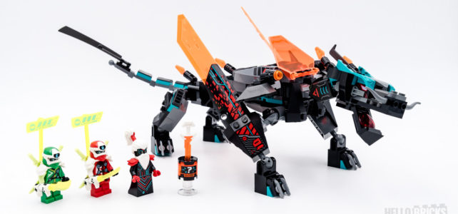REVIEW LEGO 71713 Empire Dragon