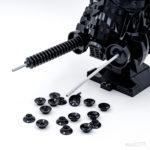 REVIEW LEGO 75274 TIE Fighter Pilot Helmet