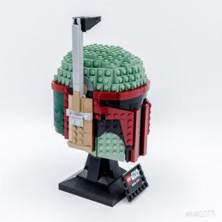 REVIEW LEGO 75277 Boba Fett Helmet