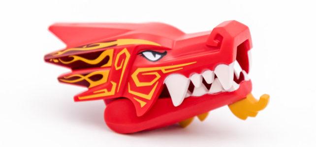 REVIEW LEGO Ninjago 71701 Kai's Fire Dragon