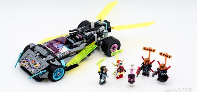 REVIEW LEGO Ninjago 71710 Ninja Tuner Car
