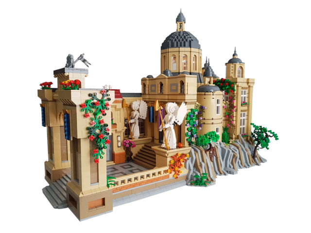 LEGO Star Wars Royal Palace of Naboo