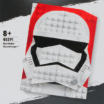 LEGO 40391 First Order Stormtrooper Brick Sketches