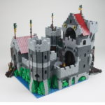 LEGO 6086 Black Knight's Castle revamp