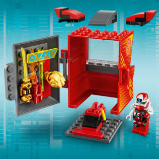 LEGO 71714 Kai Avatar Arcade Pod