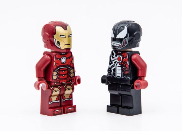 LEGO 76163 Symbiote Iron Man Iron Venom