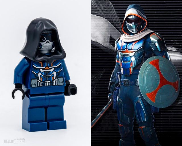 LEGO Black Widow 76162 Taskmaster