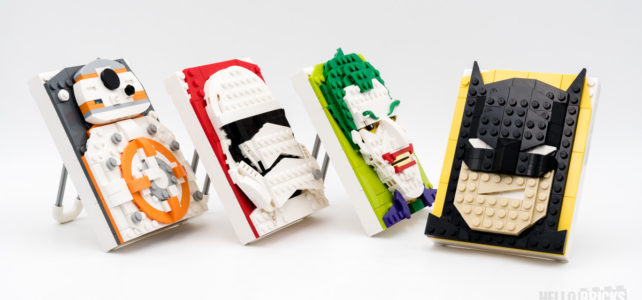 LEGO Brick Sketches