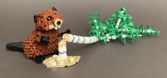 LEGO Castor