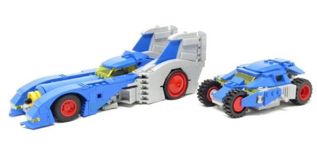 LEGO Classic Space Batmobile