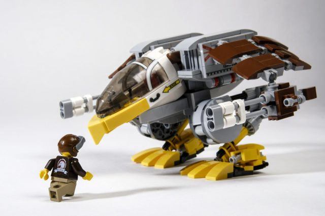 LEGO Eagle Mech