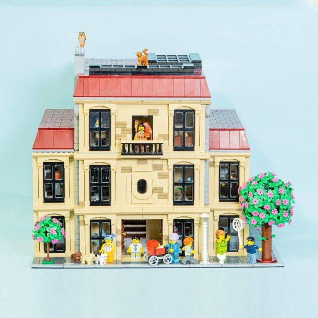 LEGO Ecole Modular
