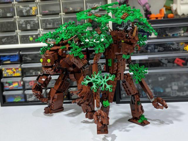 LEGO Ents