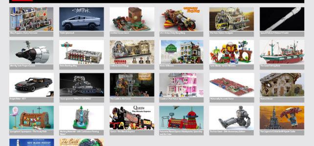 LEGO Ideas Q1 2020