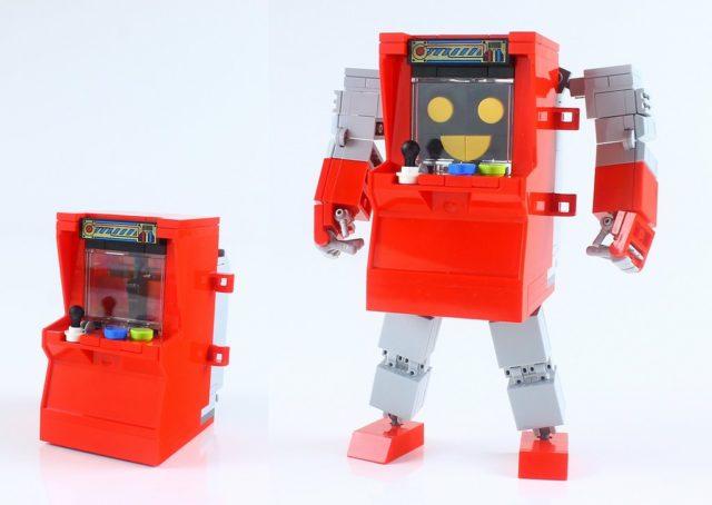 LEGO Ninjago Arcade Pod Transformers