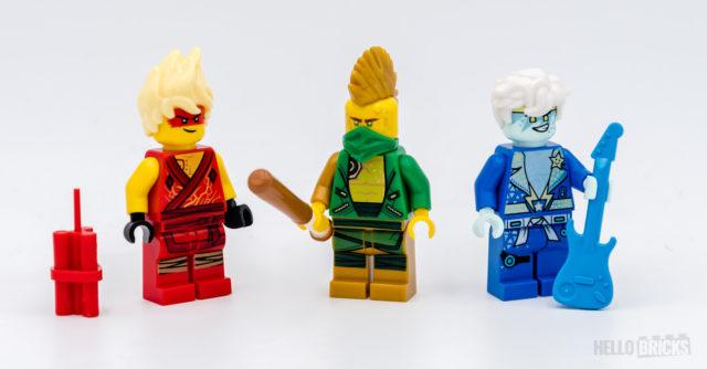 LEGO Ninjago Arcade Pods