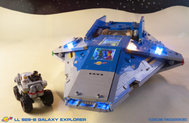 LEGO Space LL 928-B Galaxy Explorer