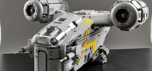 LEGO Star Wars The Mandalorian Razor Crest UCS