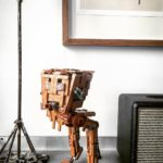 LEGO Star Wars wooden AT-ST 2