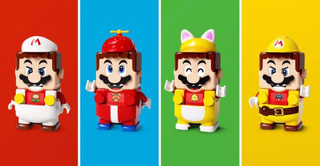 LEGO Super Mario Power Up Packs