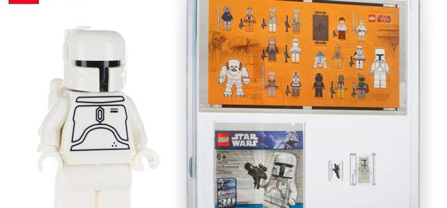 LEGO VIP Boba Fett blanc