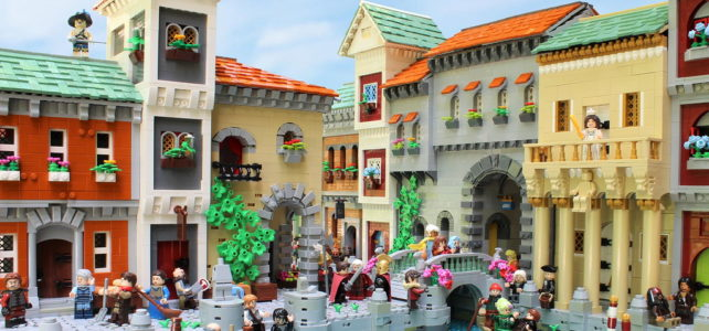 LEGO Venise like