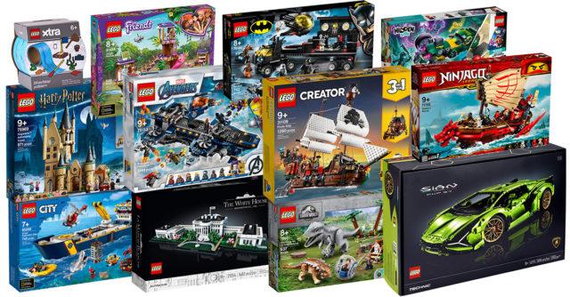 Nouveautés LEGO juin 2020