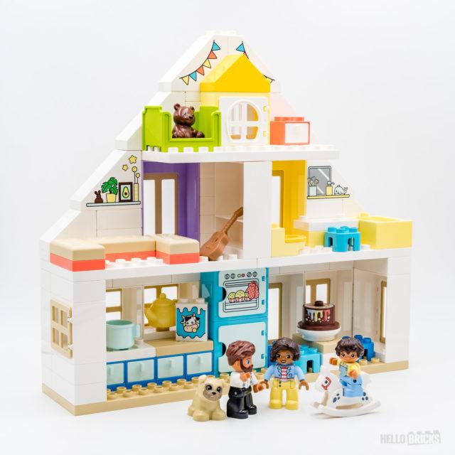 REVIEW DUPLO 10929 Modular Playhouse