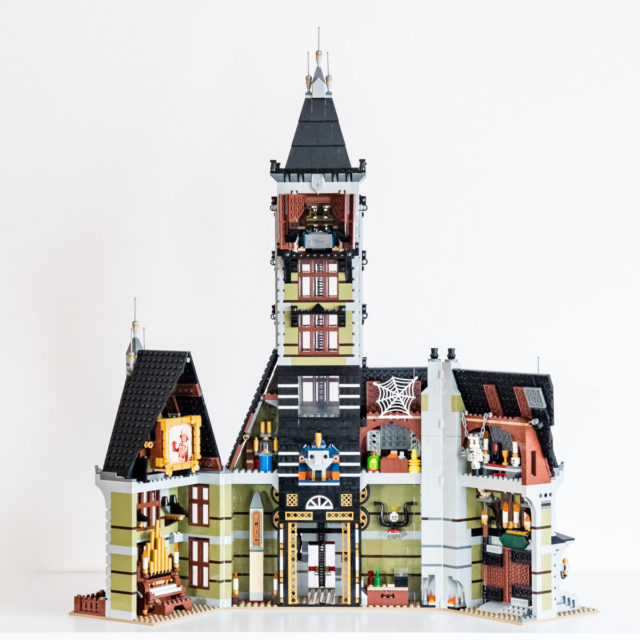 REVIEW LEGO 10273 Haunted House