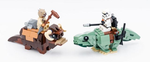 REVIEW LEGO 75265 Bantha
