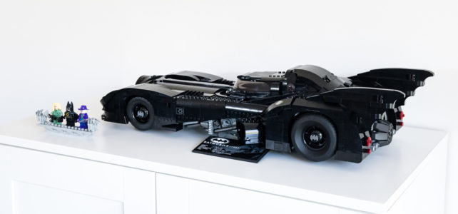 REVIEW LEGO 76139 1989 Batmobile