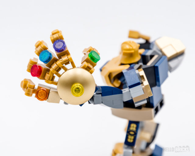 REVIEW LEGO Marvel 76141 Thanos Mech