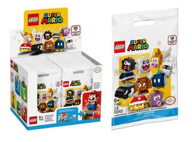 71361 LEGO Super Mario Character Packs